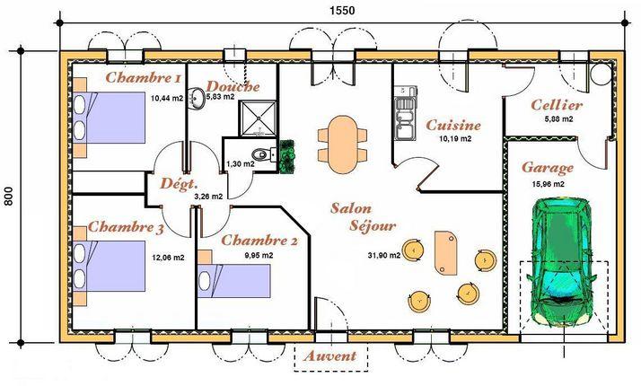 faire les plans de sa maison maison mobilier jardin - Comment Faire Un Plan De Maison En 3d
