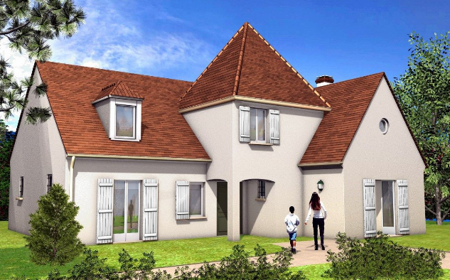 Constructeur de maisons individuelles maison mobilier jardin for Constructeur de maisons individuelles